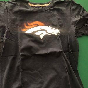 Denver Bronco T-shirt's - men's small